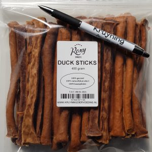 Pure Range: Duck Sticks 400 gram