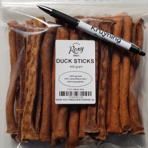 Pure Range: Duck Sticks 400 gram