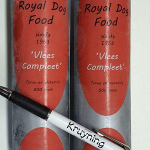 Royal Dog Food, Vlees Compleet 500 gram