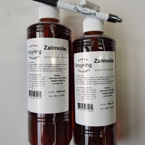 Zalmolie 500 ml