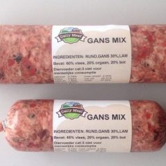 Daily Meat, Gans Mix