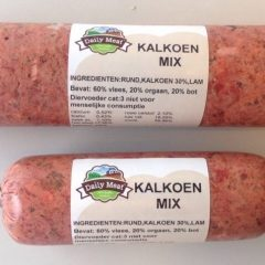 Daily Meat, Kalkoen Mix