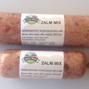 Daily Meat, Zalm Mix