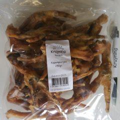 Kippenpootjes bruin 250 gram