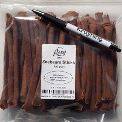 Pure Range: Zeebaars sticks 400 gram