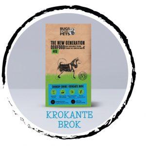 Bugs for Pets, Krokante brok
