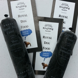Royal Dog Food, Vlees Pens Compleet