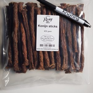Pure Range: Konijn sticks 400 gram