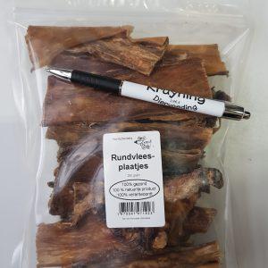 Rundvlees plaatjes 250 gram