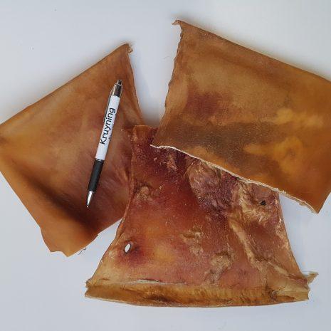Runderkophuid platen