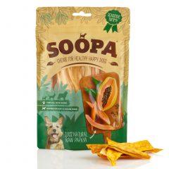 Soopa, Kauwstaaf Papaya