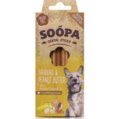 Soopa, Dental stick Banana & Peanut Butter