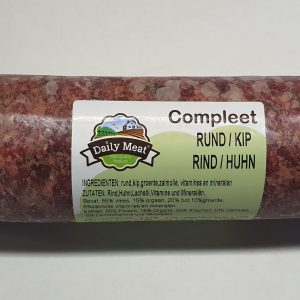 Daily Meat Compleet Rund / Kip