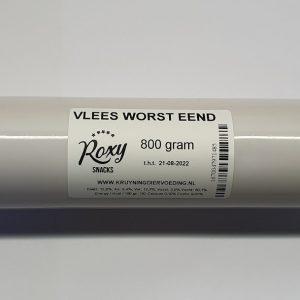 Roxy Vlees Worst Eend 800 gram