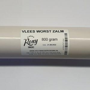 Roxy Vlees Worst Zalm 800 gram